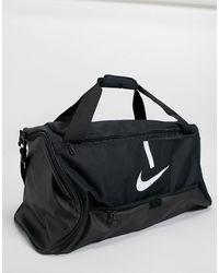 Nike Football Academy - Kleine Duffeltas - Zwart