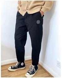 Religion Pantalon style charpentier - Noir
