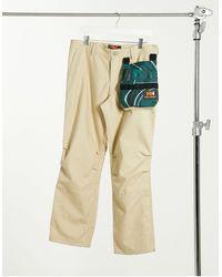 Helly Hansen Heritage Unisex Zip Off Trousers - Green
