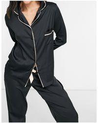 Bluebella Pijama negro