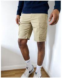 Timberland - Pantaloncini cargo - Lyst