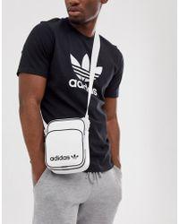 b30bf60b3 adidas Originals Nmd Cross Body Bag In Grey Ce2380 in Gray for Men ...