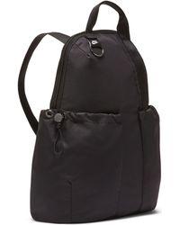 Nike Маленький Рюкзак Черного Цвета Futura Luxe-черный