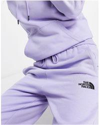 The North Face Сиреневые Базовые Oversize-джоггеры Эксклюзивно Для Asos-фиолетовый Цвет - Пурпурный