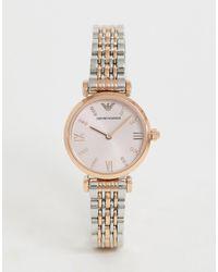 Emporio Armani Часы-браслет Ar11223 Gianni - Многоцветный