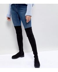 1b119a401c8 Women s ASOS DESIGN Over-the-knee boots