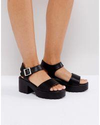 Pimkie Chunky Sandals - Black