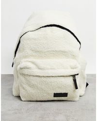 Eastpak – Pak'r – Wattierter Backpack - Natur