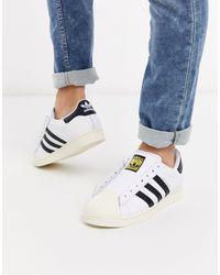 adidas Originals 'Superstar' Sneakers - Weiß