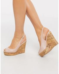 Lipsy Wedge sandals for Women - Up to