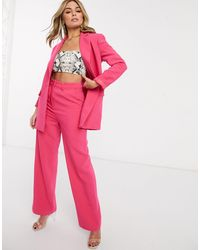 Ivyrevel Tailored Trouser Coord - Pink
