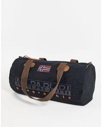 Napapijri Bering - petit sac polochon - Noir