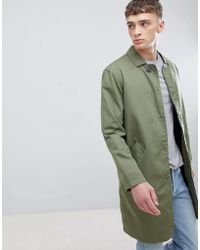 Pull&Bear Join Life Mac In Khaki Made With Organic Cotton - Green