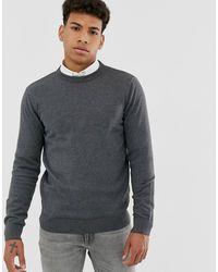 New Look New Look Pullover mit Blockfarben in Schwarz und