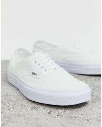 Vans Кеды Authentic - Белый