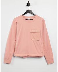 Columbia Lodge III - Sweat-shirt - Rose