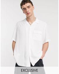 Collusion Camisa - Blanco