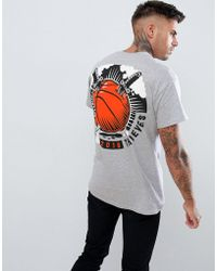 Cheats & Thieves - Ballers Back Print T-shirt - Lyst