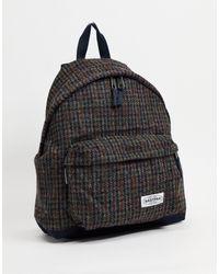 Eastpak – Pak'r – Wattierter Backpack - Schwarz
