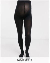 Lindex Черные Колготки Плотностью 120 Ден Maternity-черный Цвет