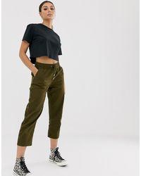 Converse Khaki Green Utility Trousers