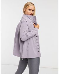 Under Armour Recover Woven Jacket - Gray