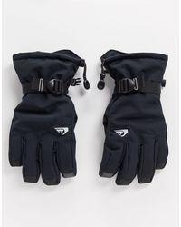 Quiksilver Quicksilver - Mission - Handschoenen - Zwart