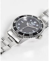Brave Soul Мужские Серебристые Часы С Черным Циферблатом -серебристый - Металлик