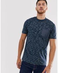 ASOS T-shirt blu navy