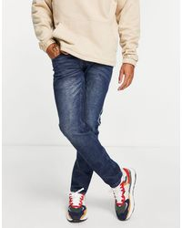 Wesc Alessandro Skinny Fit Jeans - Blue