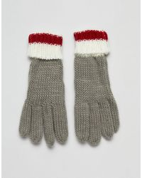 French Connection - Color Block Glove - Lyst