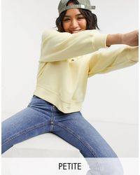 New Look - Свитшот Лимонного Цвета -желтый - Lyst