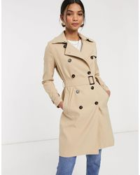 B.Young B. Young Trench Coat - Natural