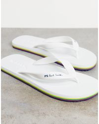 PS by Paul Smith Dale - Infradito bianche - Bianco