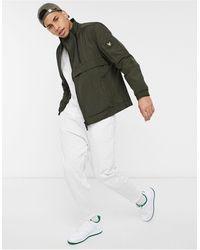 Lyle & Scott Куртка С Двумя Молниями -зеленый Цвет