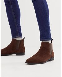 ASOS Chelsea Boots - Brown