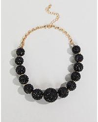Coast - Ball Sparkle Necklace - Lyst
