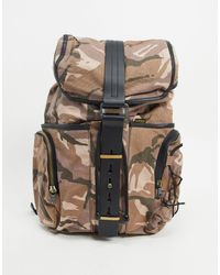 G-Star RAW Vaan Dast Backpack - Natural
