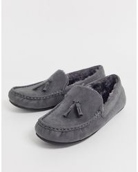 ASOS Slippers - Gray