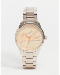 Lacoste Часы-браслет Цвета Розового Золота Ladycroc 2001172-золотистый - Металлик