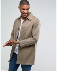 Esprit - Mac With Lining And Cord Collar - Lyst