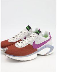 Nike - Оранжевые Кроссовки D/ms/x Waffle Regrind-оранжевый Цвет - Lyst