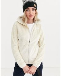 The North Face Osito Jacket - White