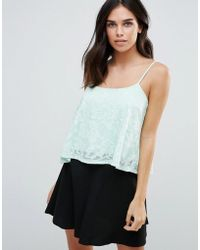 First & I - First And I York Empre Line Dress - Lyst