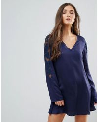 Somedays Lovin - Only In Dreams Tunic Dress - Lyst