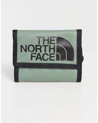 The North Face Бумажник Цвета Хаки Base Camp-зеленый Цвет
