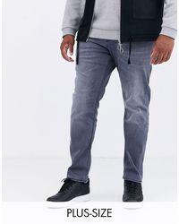 Tom Tailor Plus Slim Fit Jeans - Gray