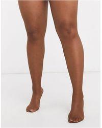 Nubian Skin Collants 15 deniers - Nude foncé - Neutre