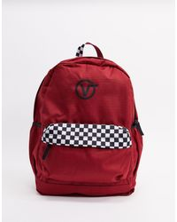 Vans Sporty Realm Plus Backpack - Red