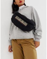 Napapijri Haset Bum Bag - Black